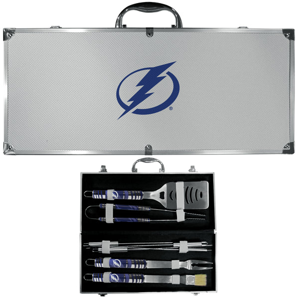 Tampa Bay Lightning® 8 pc Tailgater BBQ Set