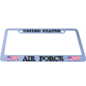 Air Force Tag Frame