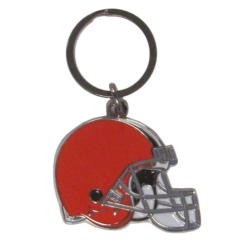 Cleveland Browns Enameled Key Chain