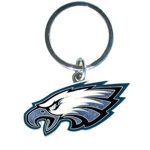 Philadelphia Eagles Enameled Key Chain