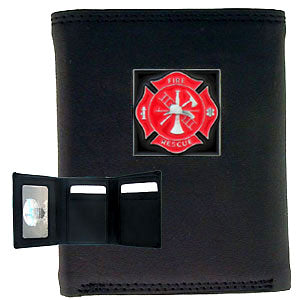 Tri-fold Wallet - Fire Fighter