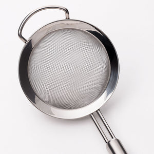 Mesh Stainless Steel Tea Strainer (8cm)