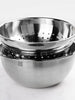 Steel Bowl & Colander Set (24cm)