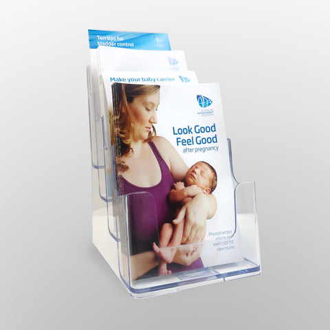 APA Display Stand A5 Package