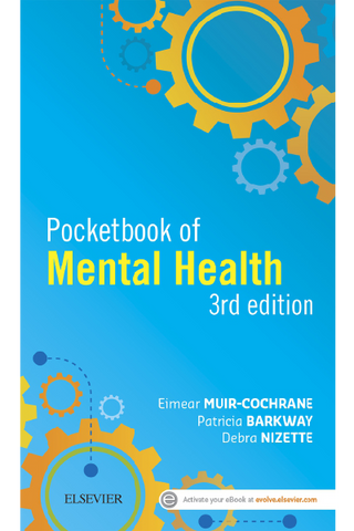** NEW ** Pocketbook of Mental Health