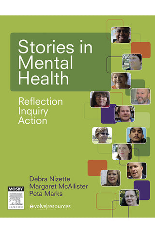 ** NEW ** Stories in Mental Health: Reflection, Inquiry, Action