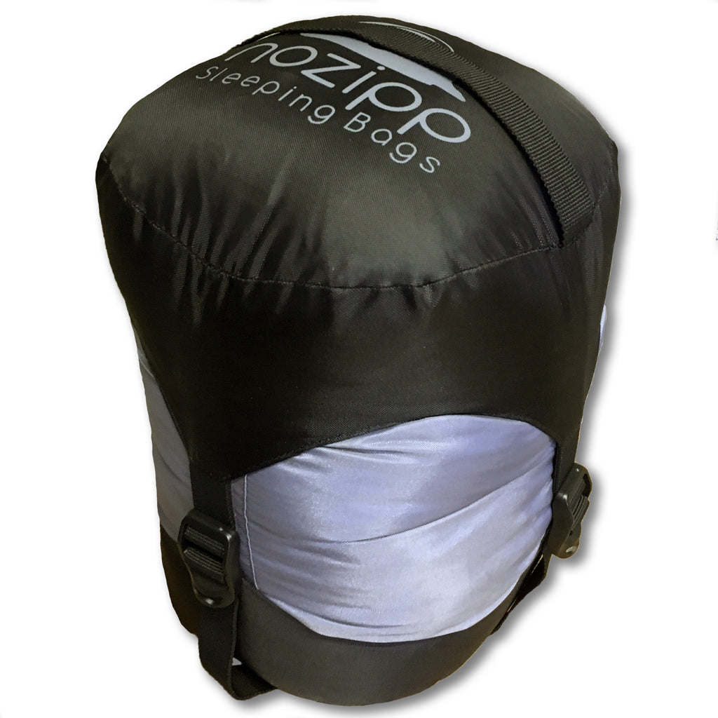 the nozipp sleeping bag 15°F
