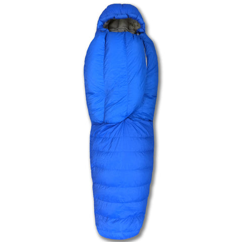 the nozipp sleeping bag 0°F
