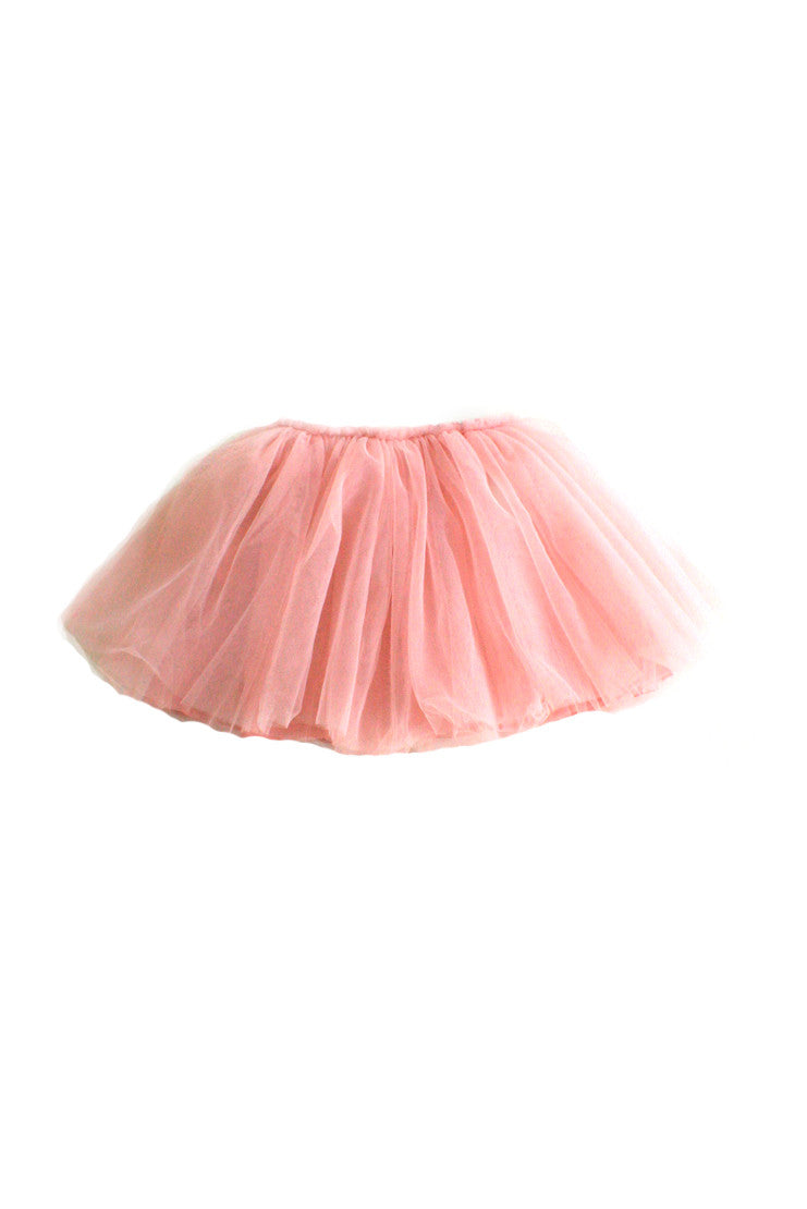 Mommy & Me Pink Tutu Skirt
