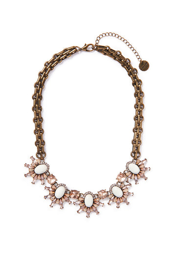 Starburst Collar Necklace