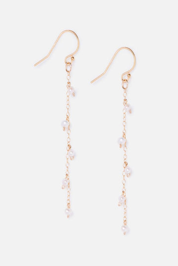 14K Gold Filled Drop Earrings