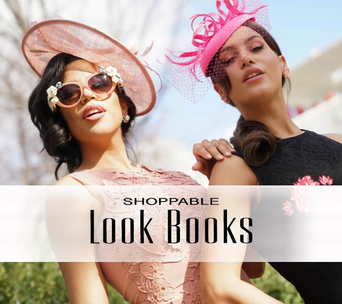 Shop-able Look Books