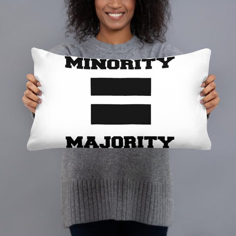 Majority Pillow (W)