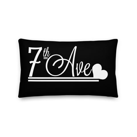7thAve Pillow (B)