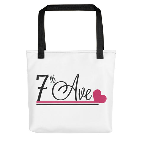 7thAve Tote bag
