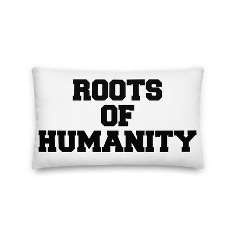 Roots Pillow (W)