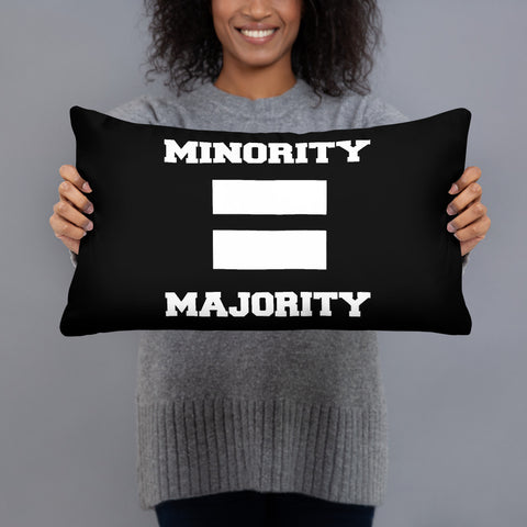 Majority Pillow (B)