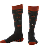 BOYS BEAR HUNT SOCK