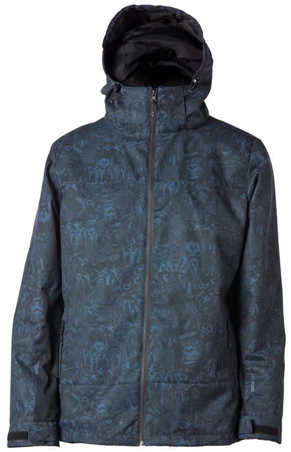 JOURNEY JACKET YARDAGE PRINT
