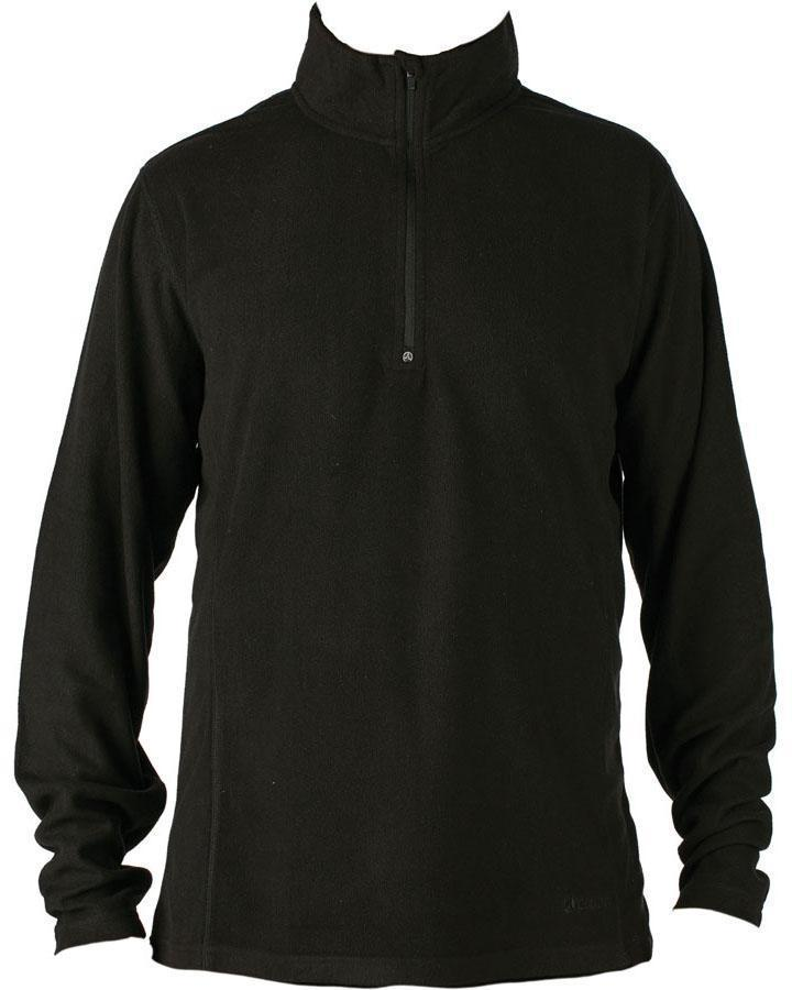MENS 1/4 ZIP MICROFLEECE