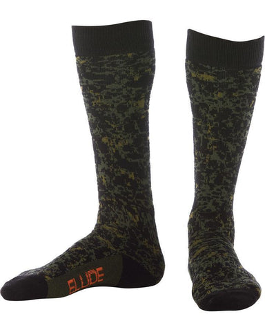 BOYS MOSSMAN CAMO SOCK