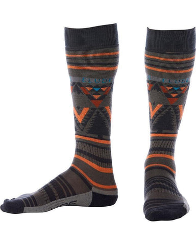 MENS MOUNTAIN AZTEC SOCK