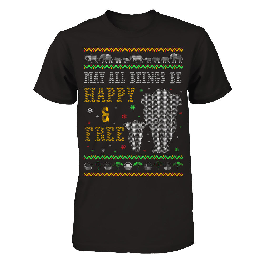 May All Beings Be Happy & Free (Holidays)