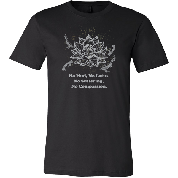 Lotus and Compassion Tee