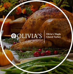 Olivia's Maple Glazed Turkey