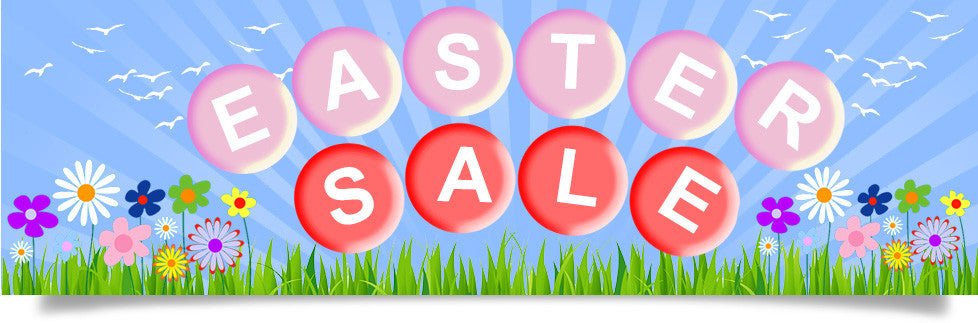 In store Easter Sale