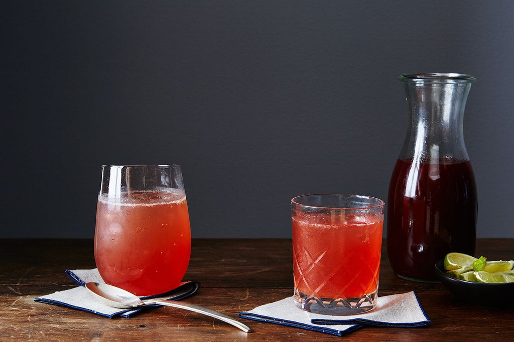 Shrubs for Your Drinking Pleasure & Health