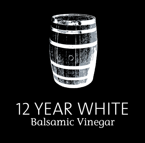 12 Year White Balsamic Vinegar