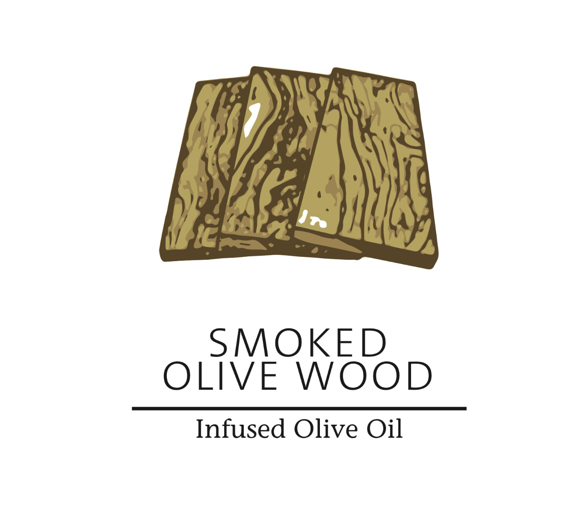 Smoked Olive Wood Olive Oil