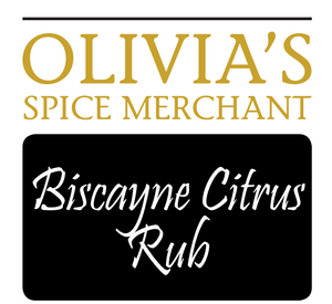 Biscayne Citrus Rub