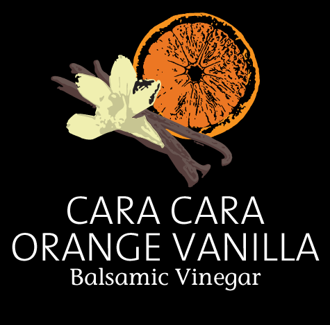 Cara Cara Orange-Vanilla Balsamic Vinegar