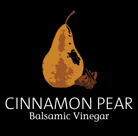 Cinnamon Pear Balsamic Vinegar