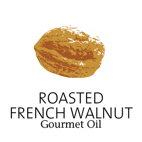 Roasted French Walnut Gourmet Oil