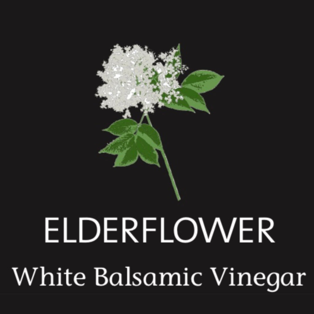 Elderflower Balsamic Vinegar