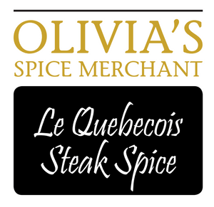 Le Quebecois Steak Spice
