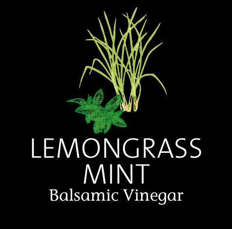 Lemongrass Mint Balsamic Vinegar