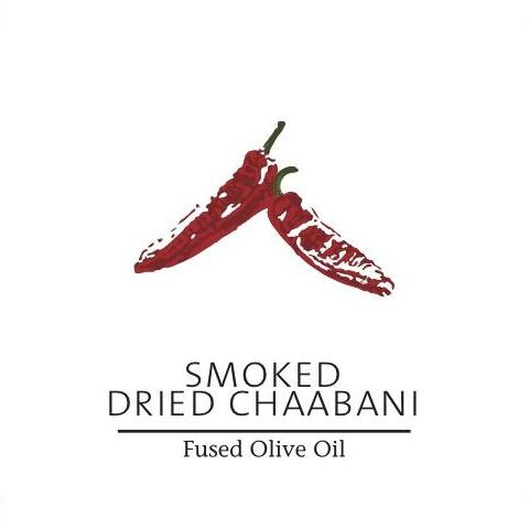 Smoked Dried Chaabani Olive Oil