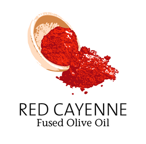 Red Cayenne Olive Oil