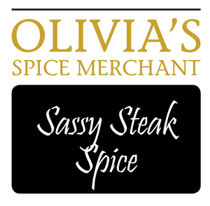 Sassy Steak Spice