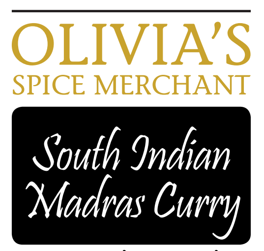 Curry, Madras South Indian Spice - Salt Free