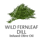 Wild Fernleaf Dill Olive Oil