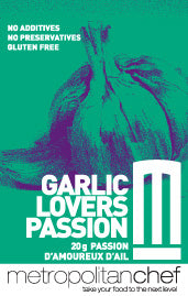 Garlic Lovers Passion Rub