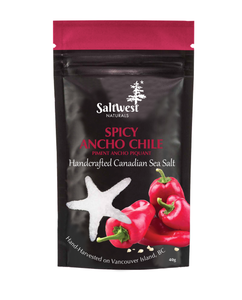 Spicy Ancho Sea Salt
