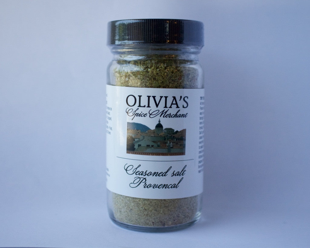 Seasoned Salt Provencal
