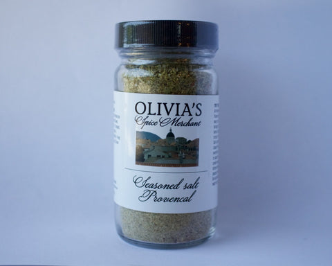 Seasoned Salt, Provencal