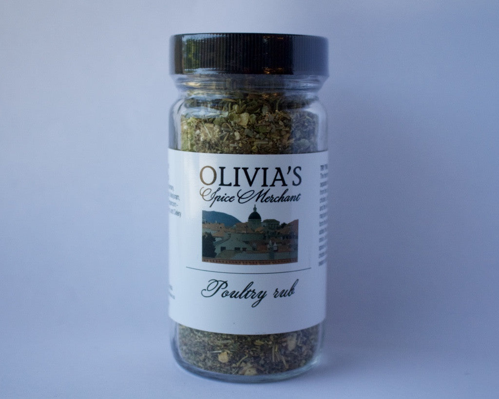 Poultry Rub - Salt Free